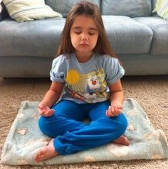 Mindfulness Meditation for Children with Anxiety: Many students with dyslexia have anxiety - here's one way to help. #meditationforanxiety