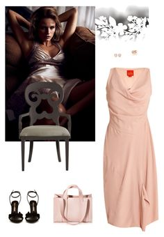 """""""Untitled #748"""" by sunny050866 ❤ liked on Polyvore featuring Vivienne Westwood Red Label, Stanley Furniture, Ippolita, Élitis, Corto Moltedo, Sophia Webster and Monica Vinader"""