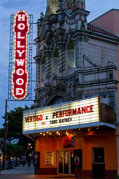 One mile from our office is Portland's historic non-profit theatre that opened in 1926. http://hollywoodtheatre.org/about/mission-history/   #HollywoodTheatre