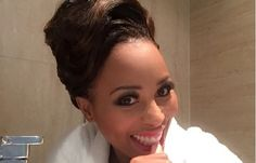 Is Khanyi Mbau Set to Steal Buhle Samuels' Crown on 'Muvhango'?