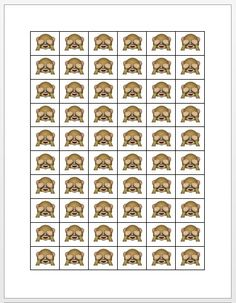 DIY. Instant Download. See No Evil Monkey Emoji by IconicThought