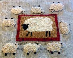 The Paisley Studio: Surfeit of Sheep