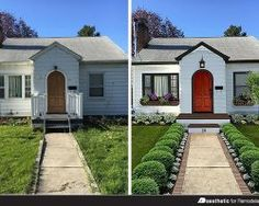 Summer Home Tour Exterior Reveal Pinterest Exterior Remodel Kerb Appeal And Easy