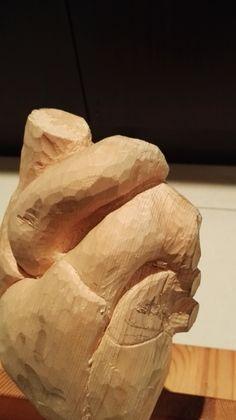 大動脈、肺動脈、よりダイナミックに、より深く。どこまで彫るんだ?