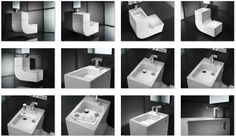 inodoro roca w+w Power Strip, Luxury Bathrooms, Modern Bathrooms, Bathroom Furniture, Apartment Bathroom Design, Bathroom Sinks, Rocks