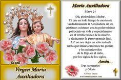 Oración a María Auxiliadora