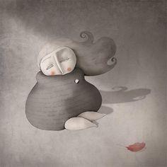 Pinzellades al món: Tendresa i timides: il·lustracions de Daniela Giarratana