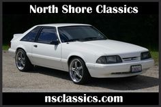 1993 Ford Mustang -LX-ORIGINAL CALI CAR- V-2 VORTECH CLEAN AND SOLID-  ***Asking Price: $23,995***  North Shore Classics  149 North Seymour Avenue   Mundelein, IL 60060  (847) 393-7887  www.nsclassics.com  WE FINANCE/ DELIVER AND SHIP WORLD WIDE