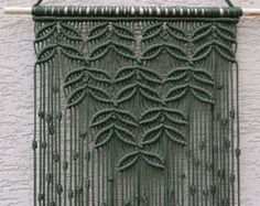 Macrame Wall Hanging B01MU9CHTL by Mrcolmar on Etsy