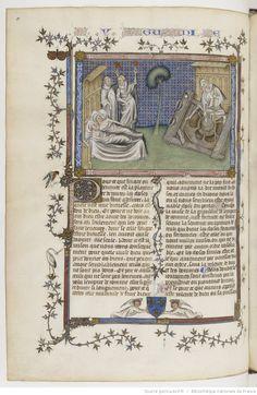 Saint Augustin, De Civitate Dei, traduit en français par Raoul de Presles (Livre I-X)