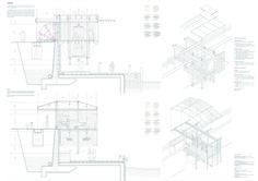 Ana Rosa Maroto Gómez | Estrategia de reconexión y acondicionamiento del muro del río Sabarmati, Ahmedabad, India 2014 ETSA Madrid #DTF03