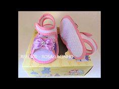 Sandálias para Bebês