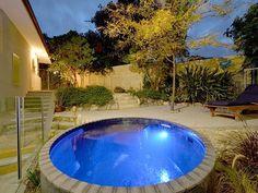 Lovely Perth Australian Plunge Pool