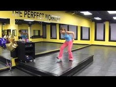 Zumba Fitness Class Song Run The Show