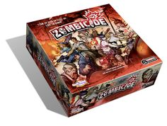 Zombicide gamebox