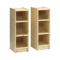 Steens For Kids Pair of Bookshelves In Pine