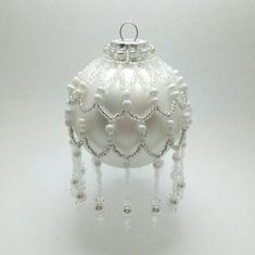 Image result for Free Beaded Christmas Ornaments Instructions