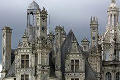 on the list!  8 hour drive.  Chateau de Chambord