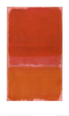 No. 37, c.1956 Print by Mark Rothko at Art.com