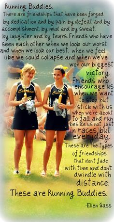 I have this thank goodness! We grit it out. The pain. The burns. The spike scrapes. The sweat. The blood. The years. We have eachothers back!
