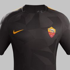 AS Roma earn 1 point in the first match of their 17/18 UCL Campaign. Get #MatchReady for the remaining campaign with the new 3rd Jersey from Nike. Link in Bio.  #ROMA #UCL #SerieA ##ASRoma #ForzaRoma  topsportjersey.com