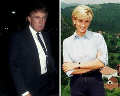 Donald Trump's Comments About Princess Diana Will Definitely Give You The Creeps | HuffPost