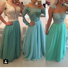 Blue Tiffany Bridesmaid dresses
