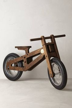 Teach your tot how to ride a bike by first teaching them balance on this baby…