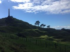 | One Tree Hill, Cornwall Park, Auckland, NZ