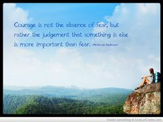 5 Facets of Courage