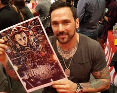 A superhero on the screen and a super guy in real life, Jason David Frank shows why he is a fan favorite at Big Apple Con! Tommy Power, Jason David Frank, Power Rangers Cosplay, Power Rangers Series, Tommy Oliver, Pop Culture News, Movie Stars, Comic, Celebrities