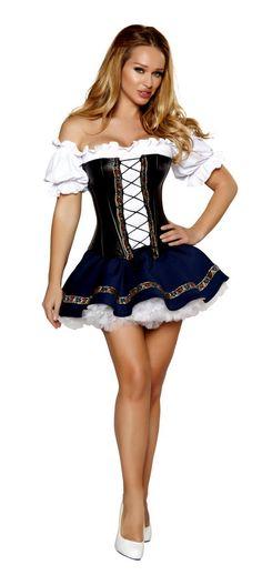 Buy Beer Maiden Baby Costume 4362 Roma Costume Oktoberfest