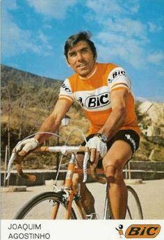 Joaquim Agostinho (POR) 1973-74 - Bic