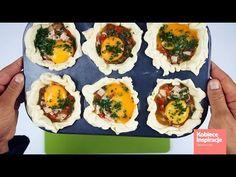 Jajka w cieście francuskim