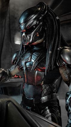 Predator Art, Predator Movie, Alien Convenant, Arte Alien, Alien Art, Thomas Jane, Dark Castle, Olivia Munn, Character