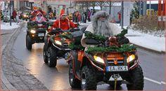Quad-TH: Weihnachtsgaudi 2014 in Ruhla Die Weihnachtsgaudi 2014 in Ruhla steht vor der Tür. Bereits zum 10. Mal geht's mit geschmückten Quads und Weihnachtsmann zu den Märkten im thüringischen Wald http://www.atv-quad-magazin.com/aktuell/quad-th-weihnachtsgaudi-2014-in-ruhla/