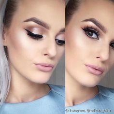 Glam Makeup, Makeup Art, Beauty Makeup, Bridesmaid Duties, Prom Makeup Looks, Wedding Make Up, Makeup Inspiration, Braided Hairstyles, Hair Styles