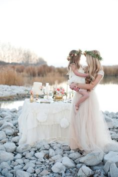 Mother and daughter | Kristina Curtis Photography