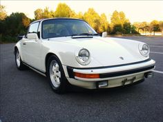Porsche 911 SC Targa I found my car not quite the same but same color and style