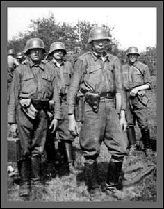 Hungarian Infantry at the Don, 1942