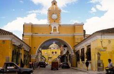 Arco de Santa Catalina La Antigua Guatemala