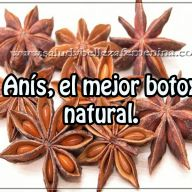 Anise, the best natural botox - Women& Health and Beauty .- Anís, el mejor botox natural – Salud y belleza femenina Anise, the best natural botox – Women& Health and Beauty - Beauty Care, Diy Beauty, Beauty Skin, Beauty Hacks, Health And Beauty, Beauty Ideas, Homemade Beauty, Face Beauty, Healthy Beauty