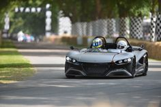 The 05's body is made from RTM reinforced plastic with optional carbon fiber and features that include a flat underbody, front and lateral splitters,...