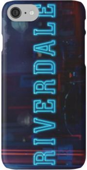'Riverdale Merchandise' iPhone Case by GraphicDesignz,