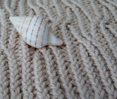 Beach knitting from Figknits