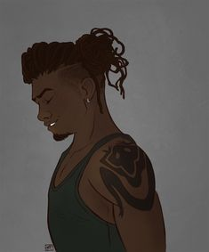 """overwatch is cool! - bloomingcnidarians: """"A little change """" - Skins Characters, Black Cartoon Characters, Dnd Characters, Fantasy Characters, Cartoon Art, Character Design Animation, Fantasy Character Design, Character Design Inspiration, Character Art"""