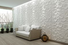 Bamboo Panels Wall and Ceiling Decoration Lightweight Tails Unique Dimension Wall Board Can be Painted in any Color Bamboo Panels, 3d Wall Panels, Glass Panels, Ceiling Decor, Wall Decor, Modern Wall Paneling, Decorative Wall Panels, Wall Cladding, Beautiful Wall