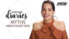 Myths About Dusky Skin Dusky Skin, Fairness Cream, Everyday Makeup Routine, Skin Secrets, Makeup Haul, Flawless Skin, Fair Skin, Beauty Make Up, Diaries