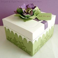 Blossom Box by @Regina Mangum