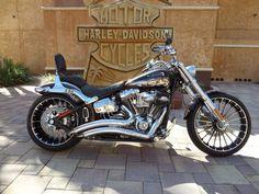 2014 Harley-Davidson® FXSBSE - CVO™ Breakout® Stock: P3531 | Bruce Rossmeyer's Harley-Davidson®